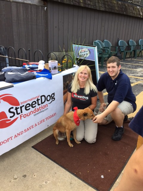 THANK YOU PORT EDWARDS FOR FEATURING ISDF AT YOUR DINE AND RESCUE EVENT