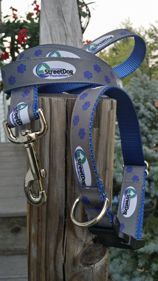ISDF collars and leashes now available!!