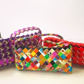 Candy wrapper Purses!