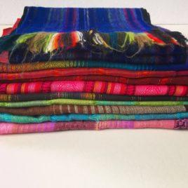 Colombian & Ecuadorian scarves!