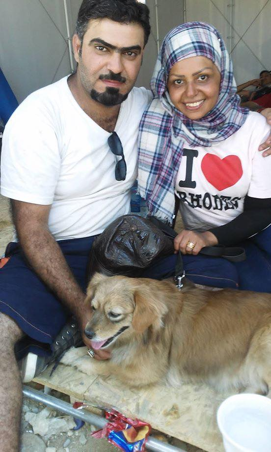 Devoted dog owners – against all odds – an inspirational story
